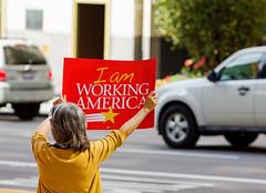 01 (Becker1999) Tags: workingforamerica rally protest columbus ohio senatorrobportman senator portman scotus kavanaugh supremecourt