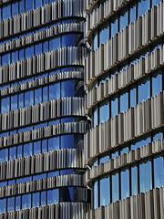 Malmö University Niagara Building (RobertLx) Tags: malmo sweden scandinavia facade nordic europe university malmouniversity building architecture lines geometric grid city modern contemporary niagarabuilding niagara malmouniversityniagara