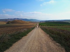 Camino de Santiago September 2018 (davehanley1) Tags: outdoors road pilgrims caminodesantiago spain