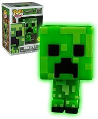 Minecraft - Creeper Glow Pop! Vinyl (garrisoncitytoyworks) Tags: toys minecraft discount shop online