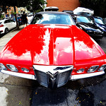 Red Muscle Car thumbnail