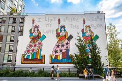 High Line-3692 (mikegreen78) Tags: usa america apple big bigapple city new newyork states united unitedstatesofamerica urban yankees york