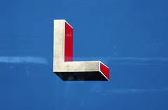 l (smallritual) Tags: lner nationalrailwaymuseum mallard a4 1936 letters signwriting