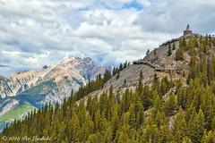 Jasper SkyTram (Per@vicbcca) Tags: jaspernationalpark jasper canon eos30d gondola canadianrockies mountains clouds luminar2018 topazstudio photofxlab alberta canada jasperskytram captureone