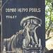Outdoor Dunny, Dumbo Hippo Pool, Moremi, Botswana