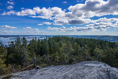 Finland (aimoräty) Tags: lake akkakoli finland lieksa koli pielinen horizon clouds