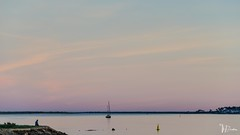 _DSC0425 (Miguelo.) Tags: azul mar agua naturaleza barco paisaje violeta ayamonte cielo