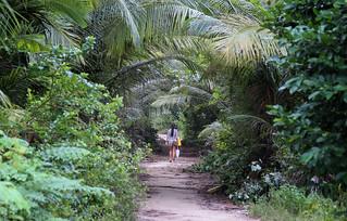 Crossing Racha Island