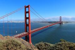 Golden Gate Bridge (russ david) Tags: golden gate bridge suspension san francisco bay pacific ocean june 2018 architecture ca california
