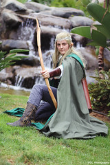 IMG_2379 (willdleeesq) Tags: comiccon comiccon2018 cosplay cosplayer cosplayers sandiegocomiccon sandiegocomiccon2018 sdcc sdcc2018 legolas lotr lordoftherings elf archer