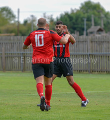 Bicester Town 3 AFC Spelthorne Sports 2 (edwinbarson) Tags: football nikon non league favase cup team grassroots game sport soccer sportsphotography sports goals