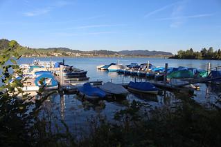 Willerzell - Bootshafen