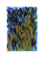 Pratensis (ICM Only) Tags: abstract art acrylic expressionism painterly paint