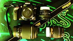 nikon d3300 gear (navarrodave80) Tags: nikon d3300 gear lens lenses commercial darkgreen