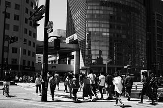Street Fragments #423 - FUKUOKA Day and Night