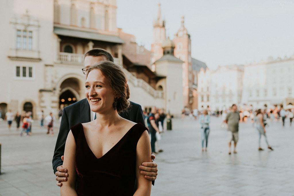 360 - ZAPAROWANA - Kameralny ślub w Krakowie