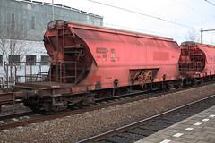 31 80 0691 252-7 - db - tb - 71209 (.Nivek.) Tags: gutenwagen gutenwagens guten wagens wagen cargo uic type t goederenwagens goederenwagen goederen