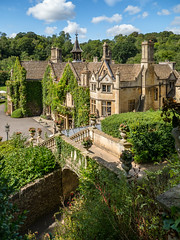 The Manor House Hotel, Castle Combe (Bob Radlinski) Tags: castlecombe cotswoldsbath england europe greatbritain themanorhousehotel uk wiltshire travel em1c9939editpsd