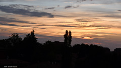 The first appearance of light in the sky before sunrise 1. (Paolo Bonassin) Tags: alba sunrise clouds nubi wolke sky