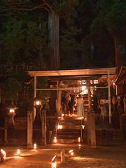 宵祭り | Evening Festival (wakyakyamn) Tags: shrine japan eveningfestival night olympus outdoor