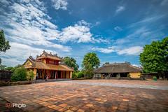 Hien Duc Gate, Minh Mang Tomb - Cửa Hiển Đức, Lăng Minh Mạng (577Photo) Tags: gate royal ancient tomb hue capital architecture sunny clearsky hien duc ruins
