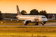 LOT Polish Airlines   New Embraer 195 (FrogFootTV) Tags: lotpolishairlines splnl polskielinielotnicze embraer195 embraerejet ejet embraer 195 plane jet samolot lotnictwo lotnisko aircraft airplanes flying canon 7d 7dmk1 canon7dmk1 canon7d sigma 120 sigma120400 plllot polishairlines gdańskairport lotniskogdańsk gdanskairport gdansklechwalesaairport planespotter planespotting goldenhour aviationphoto aircraftphoto airliner