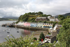 Isle of Skye: Portree (Helgoland01) Tags: portree skye scotland schottland uk hafen harbor port atlantik atlantic best