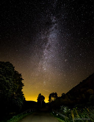 Milky way Humphry road looking north (jasonbillings677) Tags: milky way cattarauguscounty canon canon5diii rokinon 14mm stars sky counrty usa shootingstar