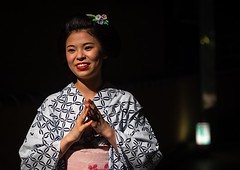 Portrait of a maiko called Chikasaya, Kansai region, Kyoto, Japan (Eric Lafforgue) Tags: adult asia asian beauty charming chikasaya colorimage copyspace cultures elegance fancydresscostume feminine femininity geisha gion grace hair hairstyle horizontal japan japan18178 japaneseculture japaneseethnicity kansairegion kimono kyotoprefecture lifestyles maiko night oneperson onewomanonly oriental photography serenepeople smile smiling socialgrace tradition traditionalclothing women kyoto jp
