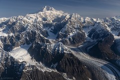 Mount Denali - Alaska (Captures.ch) Tags: clear klar tag morning morgen day fall herbst alaska denali denalinationalpark ruthglacier talkeetna valley tal sky mountains landschaft landscape gletscher glacier himmel berge aufnahme capture nationalpark