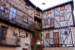 Mogarraz (Salamanca) 1 (alanchanflor) Tags: canon textura mogarraz salamanca castillaleón pueblo sierra retratos