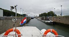 Sluis van Rozenburg (kees torn) Tags: vaartochtpiethein2018 europoort botlek tug calandkanaal havendienstrijnmond