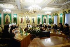 14. Внеочередное заседание Св. Синода РПЦ 14.09.2018