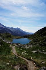 Étang des Gourgoutes; Port de la Glère; Pyrénées, France-Espagne. (olivier.amiaud) Tags: pyrénées montagne france espagne port col ibon rando sony alpha6000