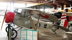 Nieuport 17 replica in Valle (J.Comstedt) Tags: aircraft flight aviation air aeroplane museum airplane us usa airport planes fame valle grand canyon az nieuport 17 n124pw replica