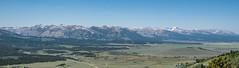 Galena summit overlook - Idaho (bart coessens) Tags: usa unitedstates idaho sawtooth sawtoothscenicbyway sawtoothnationalforest twinfalls sawtoothmountains mountains nature scenic vista nikon nikond800 blue blueskies