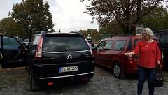 Kastanien am Waschbär Parkplatz (eagle1effi) Tags: picasso grand c4 20 hdi millenium spacetourer gt 150 hp ps