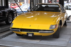 Ferrari 365 GTB/4 Daytona (Transaxle (alias Toprope)) Tags: 50v5f classicremise düsseldorf dusseldorf autos auto amazing beauty beautiful bellamacchina cars car coches coche carros carro design d90 dreamcar exotic kraftwagen kraftfahrzeuge kool koool kars macchina macchine motor nikon nikkor power powerful performance photography soul styling toprope unique voiture voitures vehicle vehicles classic classics clasico clasicos heritage vintage vecchio antique transaxle yellow 5faveswithinlessthan100views السيارات 車 flickr ferrari chat flickrferrarichat ffc ferrarichat