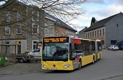 5790 722 (brossel 8260) Tags: belgique bus tec liege