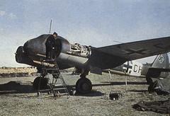 Ju 88 JEC 09770 (ww2color.com) Tags: junkers ju88 zerstörer luftwaffe