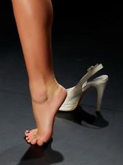 Natalia-Forrest-Feet-2109840 (FeetShoesAddict) Tags: barefoot blouse bondage businesswear erotic female girl glamour handcuffs legirons lingerie metalbondage nataliaforrest nude restrainedelegance shoes skirt ungagged