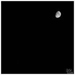 Moon + Mars, or,