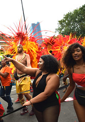 DSC_8299a (photographer695) Tags: notting hill caribbean carnival london exotic colourful costume girls dancing showgirl performers aug 27 2018 stunning ladies