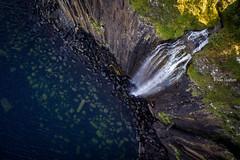 Kilt Rock waterfall, Isle of Skye, Scotland (monsieur I) Tags: monsieuri unitedkingdom nature european roadtrip stillineurope isleofskye scotland travel intheair fromabove kiltrock waterfall highlands scottish greatbritain europe discovertheworld