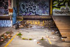 Gotta Get Away (Thomas Hawk) Tags: america bayarea california eastbay oakland usa unitedstates unitedstatesofamerica westcoast graffiti fav10