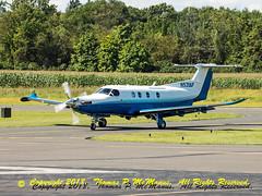 N531AF (Thomas P. McManus) Tags: pilatuspc1247e n531af wingsfieldklom canoneos5dmarkiv canonef100~400iizoom