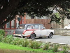 Vauxhall Victor (Andrew 2.8i) Tags: car classic carspotting street spot spotting british estate stationwagon gm generalmotors fb victor vauxhall