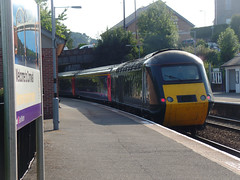 43194 Saltash (Marky7890) Tags: gwr 43194 class43 hst 1c84 saltash railway cornwall cornishmainline train