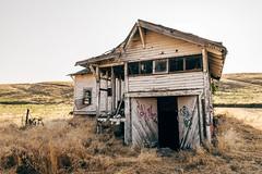 Holdout (Pedalhead'71) Tags: abandoned adamscounty desert easternwashington homestead house landscape prairie rural washington wheat