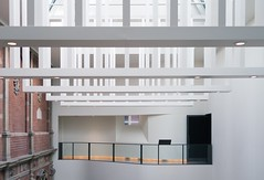 Cruz y Ortiz. The new Rijksmuseum #8 (Ximo Michavila) Tags: cruzyortiz architecture archidose archdaily archiref netherlands amsterdam rijksmuseum museum art interior antoniocruz antonioortiz architects white shadow